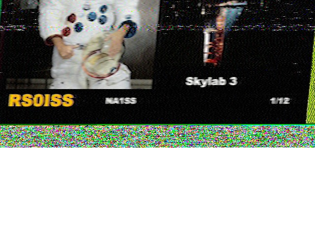Iss Sstv Award